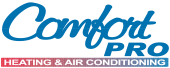 Choctaw Ok Air Conditioning Repair Comfort Pro Logo