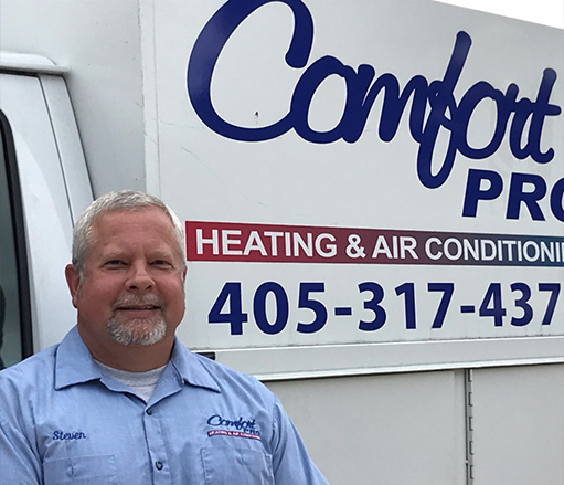 Choctaw OK Air Conditioning Repair | Steve Bagwell